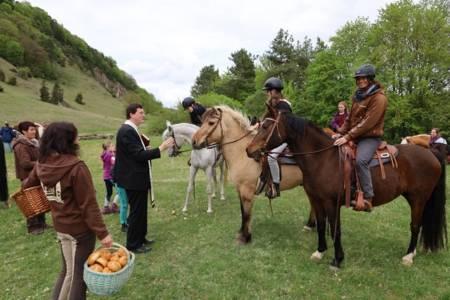 28.04.2019 Pferdesegnung An Den Mauerner  Höhlen (13)