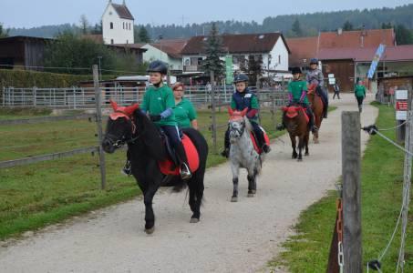 Abzeichenprüfung Der Kids Vom Haflingerhof Am 23.09 (2)