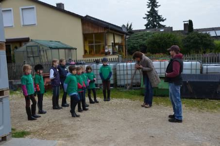 Abzeichenprüfung Der Kids Vom Haflingerhof Am 23.09 (56)