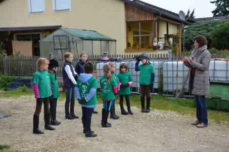 Abzeichenprüfung Der Kids Vom Haflingerhof Am 23.09 (57)