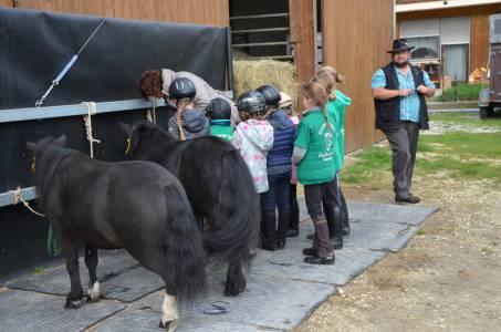 Abzeichenprüfung Der Kids Vom Haflingerhof Am 23.09 (6)