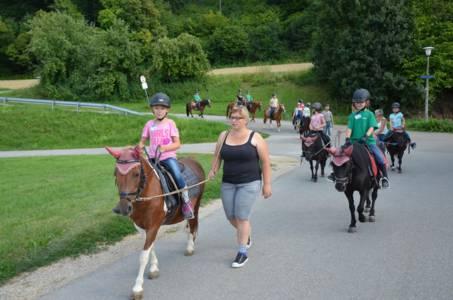 Kids-Zeltlager Der PSG Auf Dem Haflinger Hof In Landershofen (13)