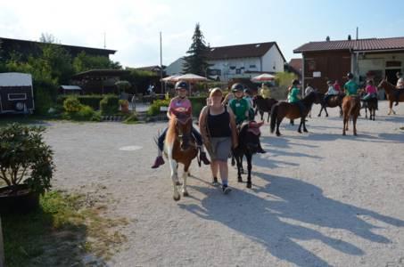 Kids-Zeltlager Der PSG Auf Dem Haflinger Hof In Landershofen (14)