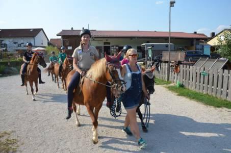 Kids-Zeltlager Der PSG Auf Dem Haflinger Hof In Landershofen (15)