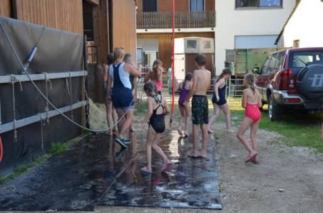 Kids-Zeltlager Der PSG Auf Dem Haflinger Hof In Landershofen (18)