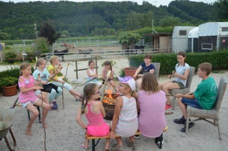 Kids-Zeltlager Der PSG Auf Dem Haflinger Hof In Landershofen (19)