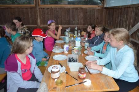 Kids-Zeltlager Der PSG Auf Dem Haflinger Hof In Landershofen (23)