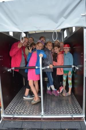 Kids-Zeltlager Der PSG Auf Dem Haflinger Hof In Landershofen (25-)