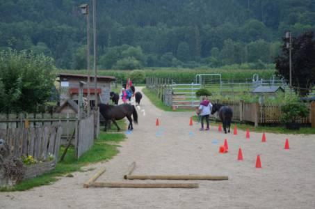 Kids-Zeltlager Der PSG Auf Dem Haflinger Hof In Landershofen (26)