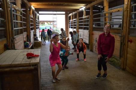 Kids-Zeltlager Der PSG Auf Dem Haflinger Hof In Landershofen (28)