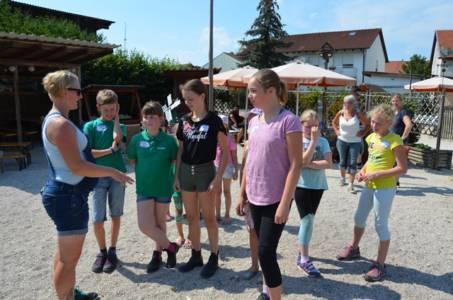 Kids-Zeltlager Der PSG Auf Dem Haflinger Hof In Landershofen (33)