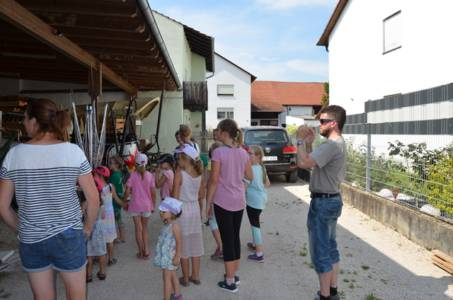 Kids-Zeltlager Der PSG Auf Dem Haflinger Hof In Landershofen (34)