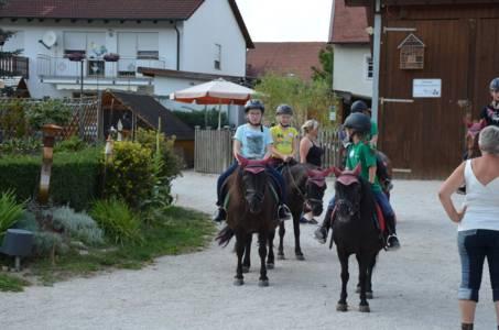 Kids-Zeltlager Der PSG Auf Dem Haflinger Hof In Landershofen (44)
