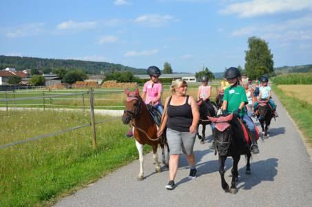 Kids-Zeltlager Der PSG Auf Dem Haflinger Hof In Landershofen (6)