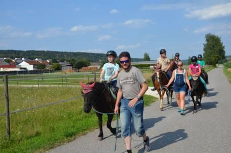 Kids-Zeltlager Der PSG Auf Dem Haflinger Hof In Landershofen (7)