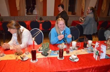 Weihnachtsfeier Am 1.2.2017 In Der Pizzeria Da Noi (12)