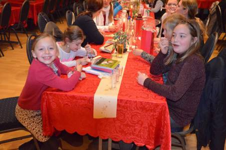 Weihnachtsfeier Am 1.2.2017 In Der Pizzeria Da Noi (14)