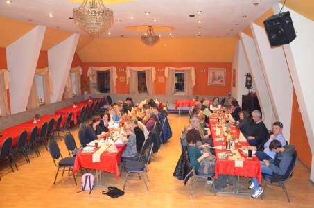 Weihnachtsfeier Am 1.2.2017 In Der Pizzeria Da Noi (6)