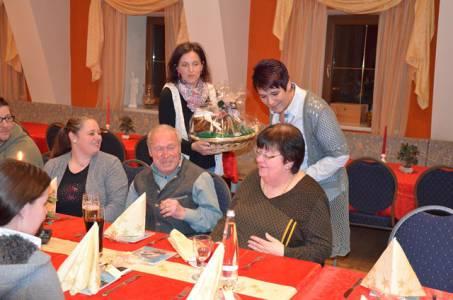 Weihnachtsfeier Am 1.2.2017 In Der Pizzeria Da Noi (7)