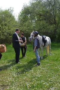 Pferdesegnung 2015 31